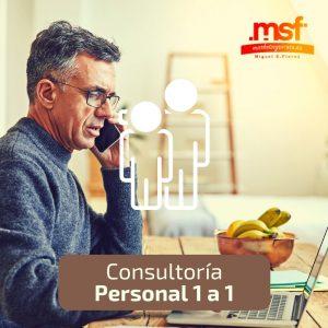 Consultoría personal – Oferta con Social Closer